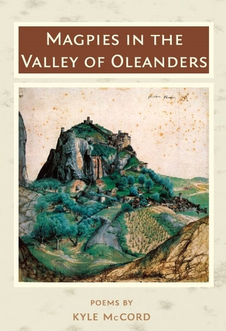 Book cover: Magpies in the Valley of Oleanders